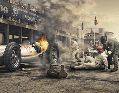 Silver Arrows - Burn And Crash