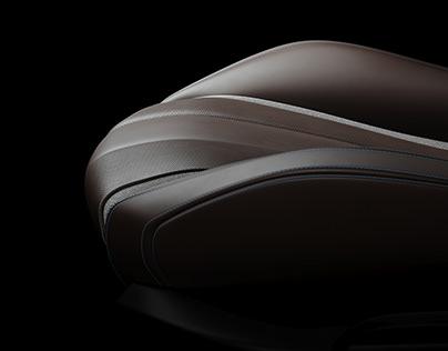 BMW i8 Seat