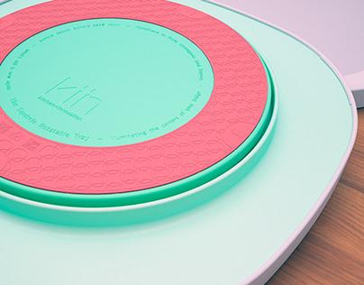 Design of Kitchen Tray - UNIKIA