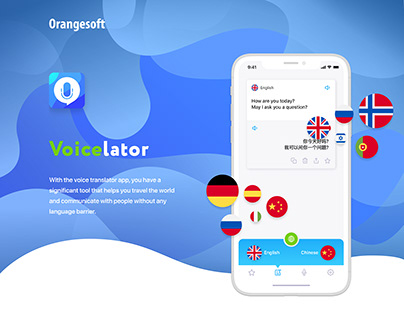 Voicelator - Text and voice translator