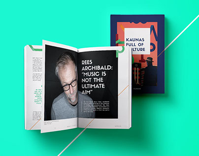 Kaunas Full of Culture YEARBOOK