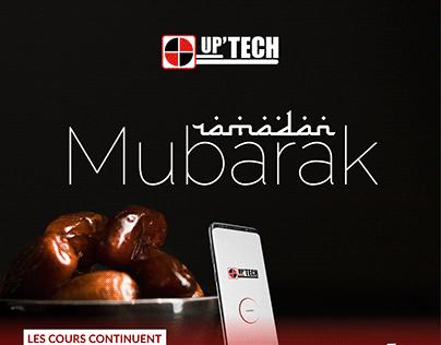 Ramadan Mubarak, UPTECH