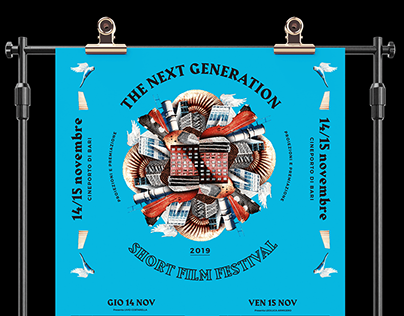 The Next Generation Short Film Festival 2019