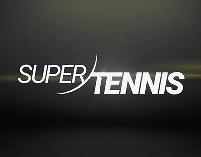 Super Tennis TV Channel rebrand