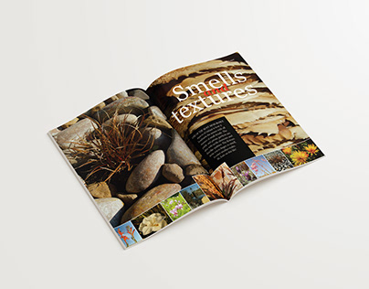 Magazine design for Oubaai Golf Resort and Estate