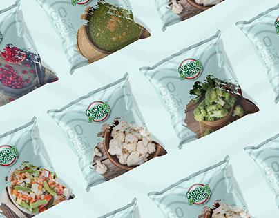Agrovine logo and packaging   Egypt   2020