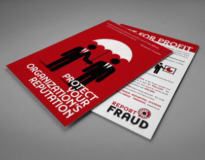 Report Fraud | Not-for-Profit Sales Card
