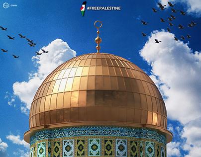 #GazaUnderAttack #FreePalestine