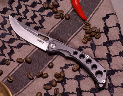 KU170 - Ishtar Folding Knife for Kubey knives