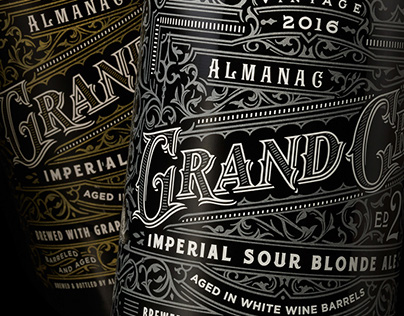 Almanac 2016 Grand Cru