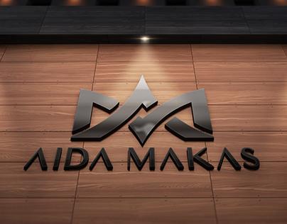 AIDA MAKAS ( Fashion Logo )