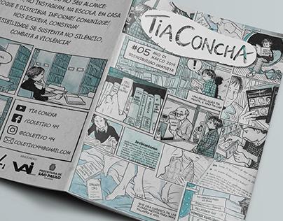 Revista Tia Concha #05 (Diagramação)
