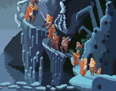Scene #44: 'The Quest'