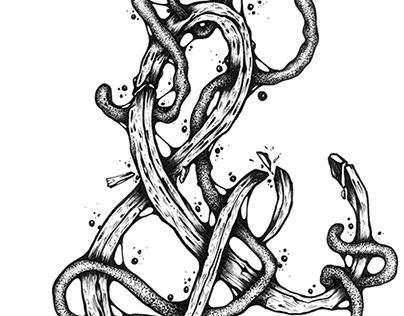 Shattered Ampersand