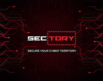 SECTORY | Cyber Security | Branding