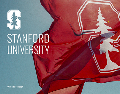 Stanford University | Redesign Concept