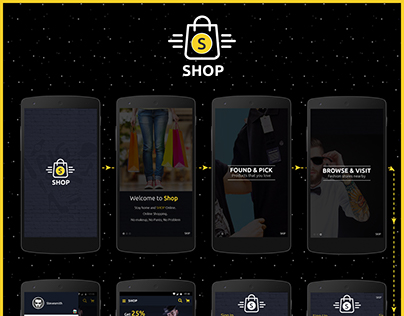 SHOP Android Application
