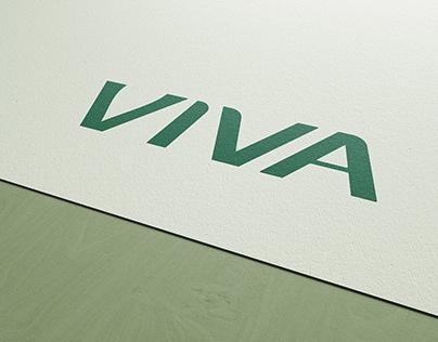 VIVA Logo design for fertilizers