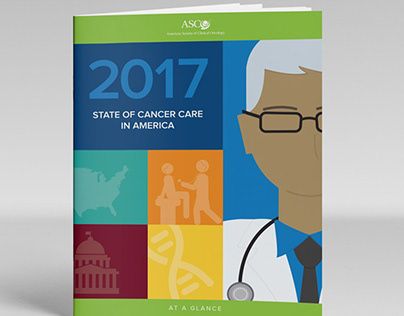 State of Cancer Report infographics
