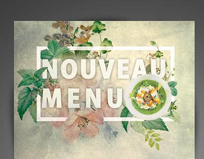 Foodies menu launch
