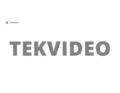 TEKvideo Portfolio Page