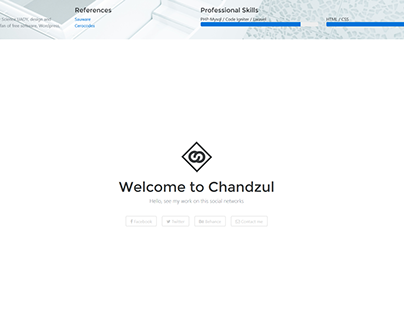 Web page chandzul.com