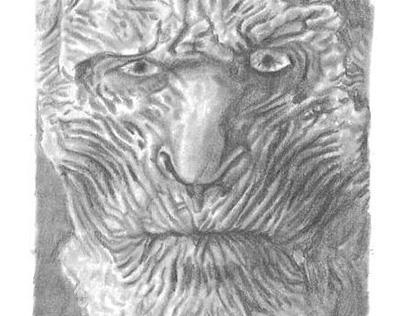 White Walker de la série Game of Thrones