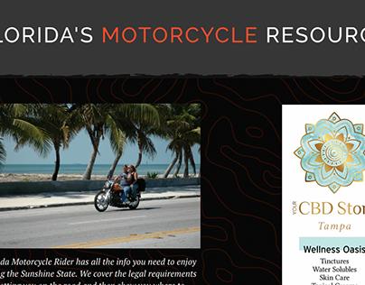 Florida's Motorcycle Resource Website | Daniel Gysel
