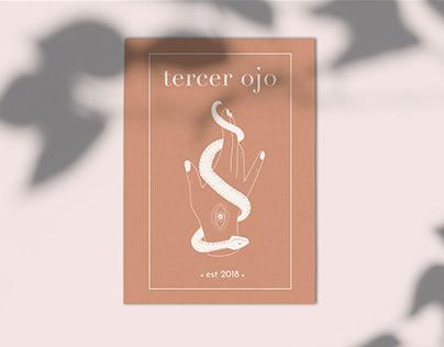 Visual Identity / Tercer Ojo Store