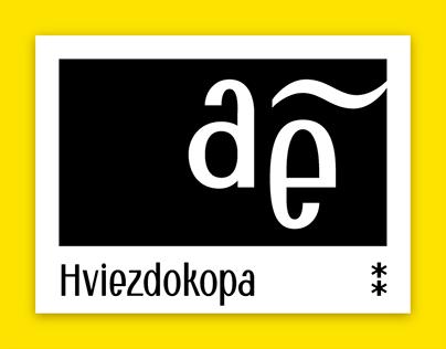 Typeface   Hviezdokopa