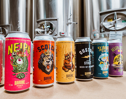 Barone Brewing Co