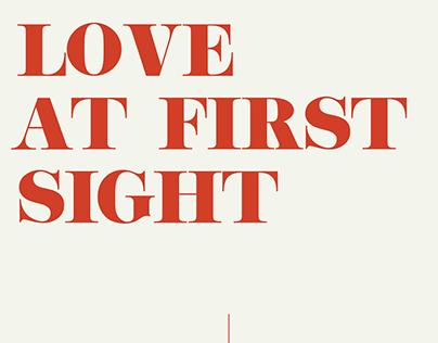 LOVE AT FIRST SIGHT   Shortfilm