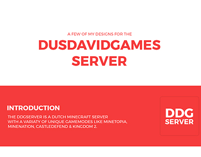 DusDavidGames Server