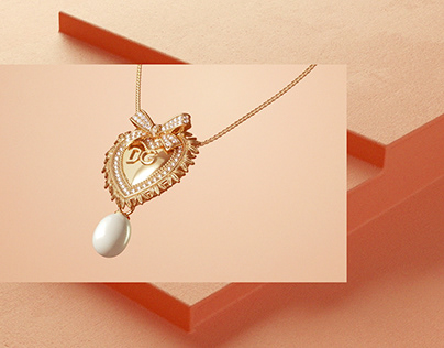 DolceGabbana - Devotion Jewels