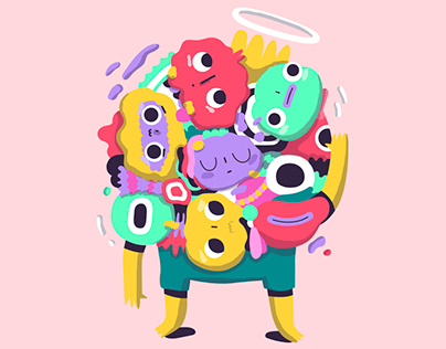 DESMADRE - Illustration