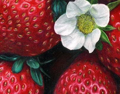Mmmm...Strawberries