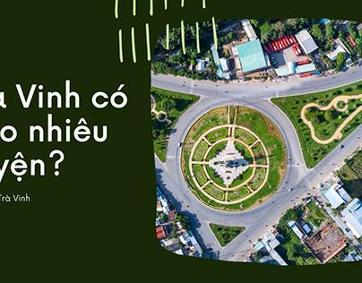 Trà Vinh có bao nhiêu huyện?