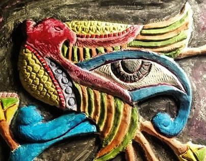 Horus's eye