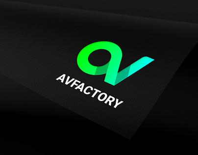 Avfactory | Redesign du logo
