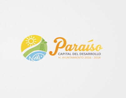 Paraíso - Animación de Logotipo