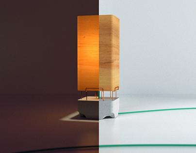 Unity Lamp