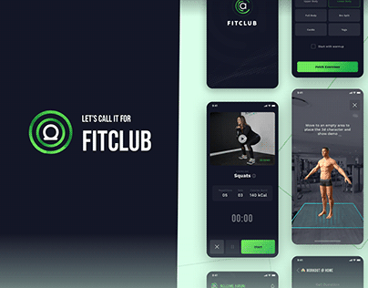 FitClub - Your personalized fitness assistant