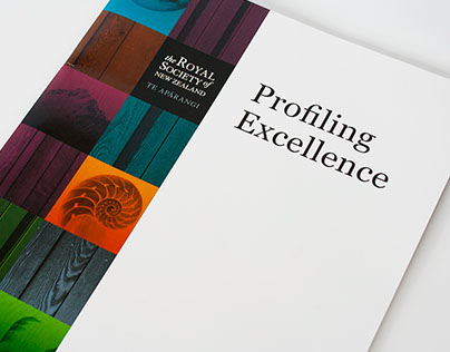 Profiling Excellence, Royal Society of New Zealand