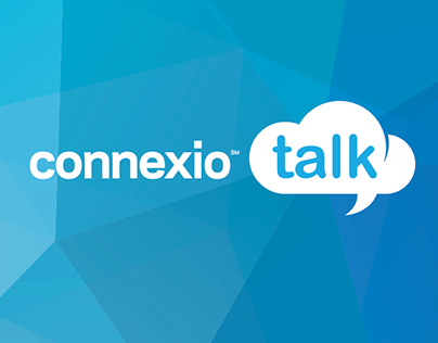 Connexio Talk Logo and Brand Identity