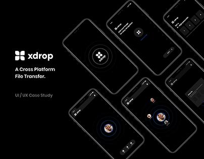 XDrop - Simple File Transfer