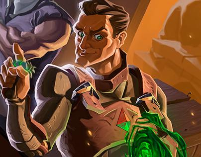 Portal Bandit