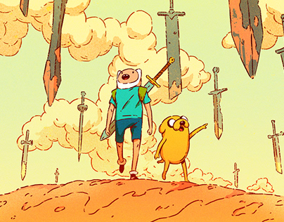 Adventure Time #75 Subscription Cover