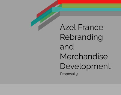 AZELFRANCE Rebranding Storyboard - 3