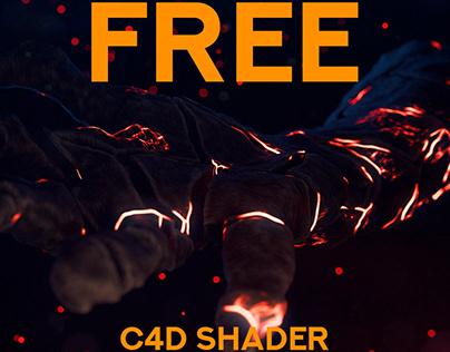 Free Procedural C4d Shader