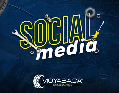 Social Media / Moyabaca